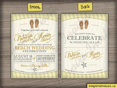 wedding invitations canada custom wedding invitations from winnipeg canada empire invites