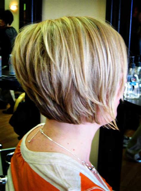 layered stack bob 20 best stacked layered bob bob hairstyles 2017 short