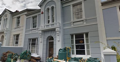 bedsits plymouth appeal submitted against grade ii listed building becoming