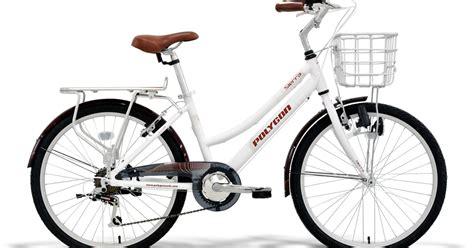 Spare Part Sepeda Wimcycle polygon city zenith sarana sepeda