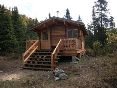 Dale Clemens Cabin by Cgrounds Near Kenai Peninsula Alaska Rei Cing Project