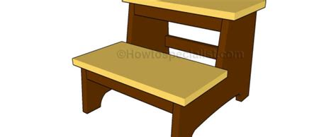 How To Build A Step Stool by How To Build A Footstool Frame Image Mag
