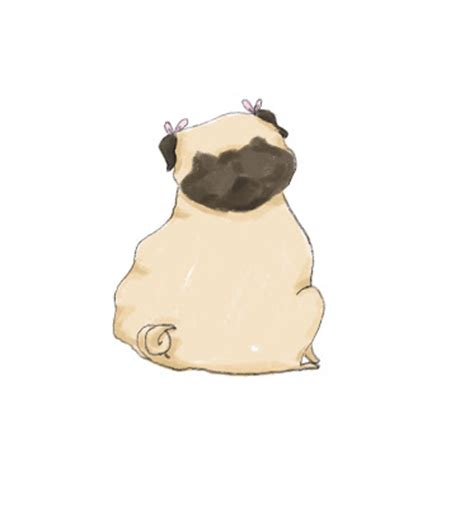 pug screen gif pug screen animated gif gifs gifsoupcom photography breeds picture