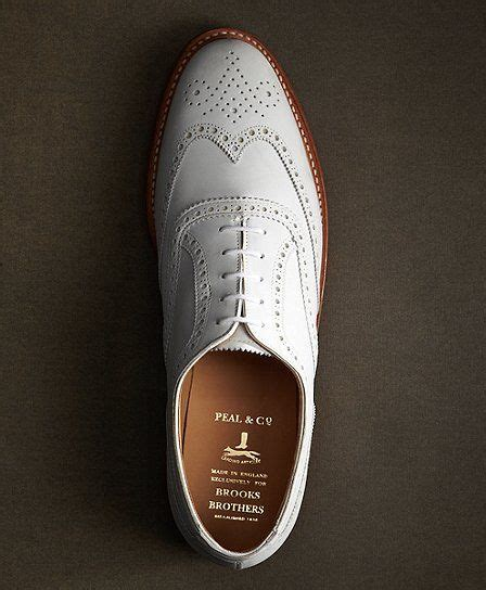 Sho Gatsby the great gatsby collection white buck wingtips
