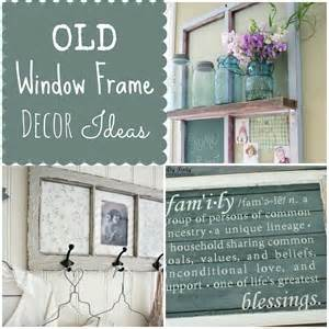 couches and cupcakes how to use window frames in decor