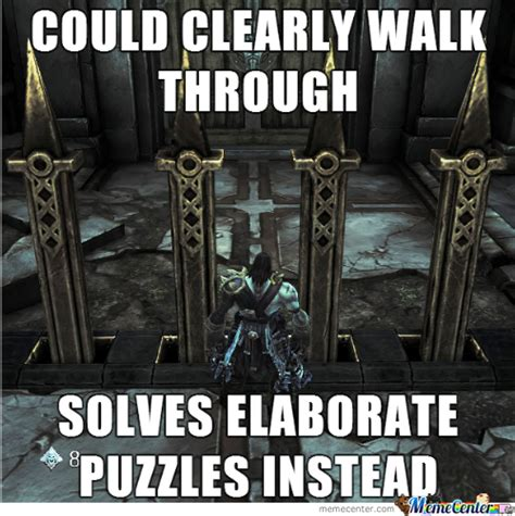 Game Logic Meme - video game logic by cambo10 meme center
