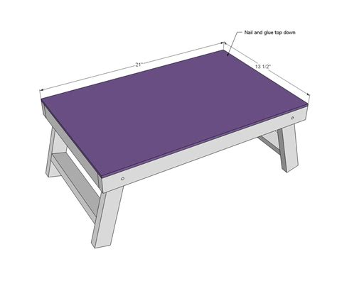 make a lap desk ana white build a folding lap desk free and easy diy