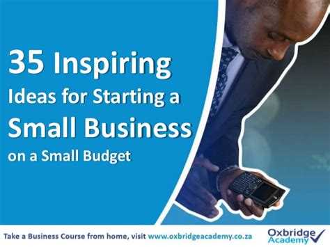 How To Start Small Home Business Ideas 35 Inspiring Small Business Ideas To Start On A Small Budget