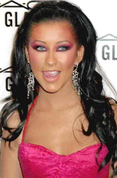 Aguilera Is A Chameleon by 17 Best Ideas About Aguilera Black Hair On
