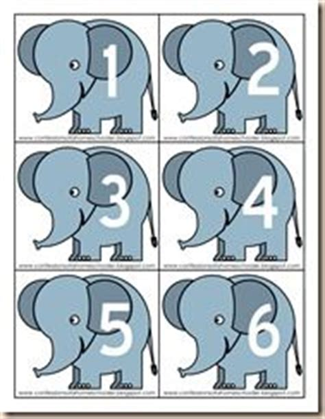 printable white elephant numbers 1000 images about mfw k elephant on pinterest letter e