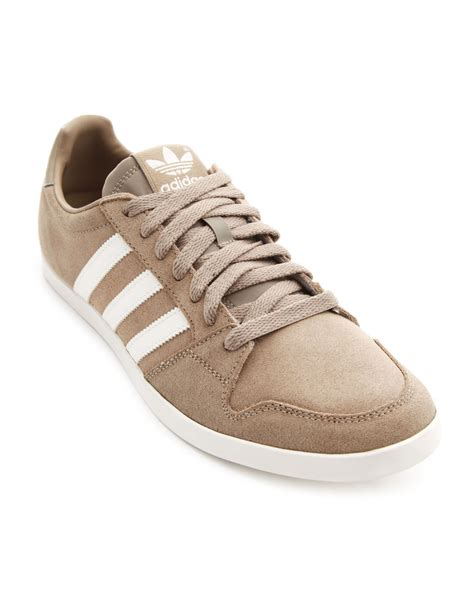 beige sneakers for adidas adilago beige sneakers in for lyst