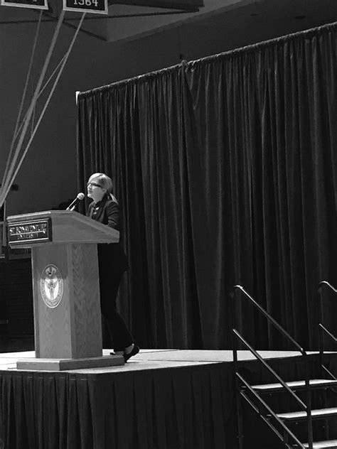 ABR author speaks on campus – The Bona Venture