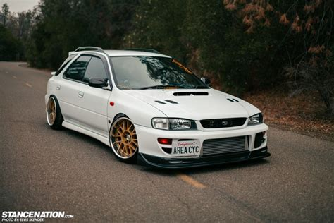 subaru impreza wrx sti station wagon cars one