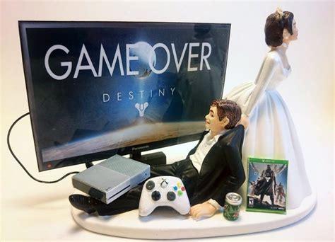 Wedding Cake Toppers Xbox by Xbox One Gamer Wedding Cake