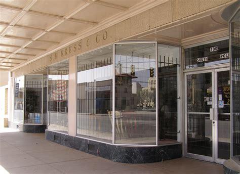 kress store buildings roadsidearchitecture