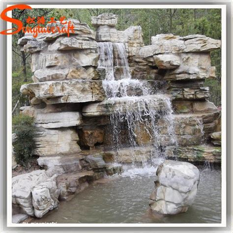 Backyard Waterfalls For Sale by Outdoor Waterfalls For Sale Outdoor Furniture Design And