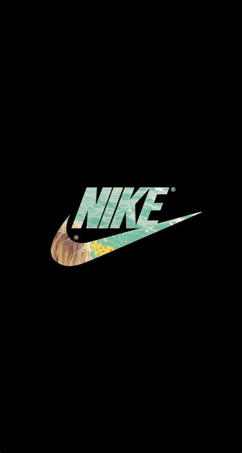 Nike Logo On Glittering Golden Basketball Iphone All Hp nike just do it 744 x 1392 parallax wallpapers
