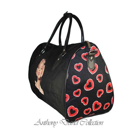 marlyn bag marilyn travel duffel bag black
