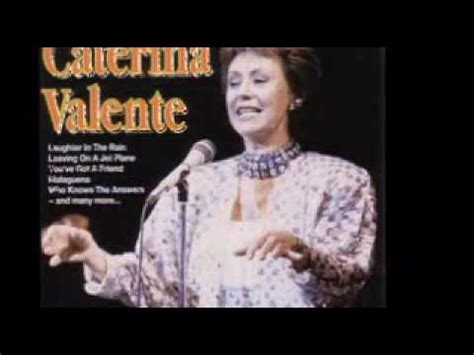 caterina valente autumn leaves till roger williams percy faith hd doovi