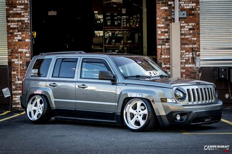 stanced jeep wrangler stanced jeep patriot