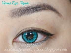 aqua eye color beautyredefined by pang circle lens haul from