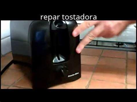 tostadora videolike - Arreglar Tostadora Que Salta