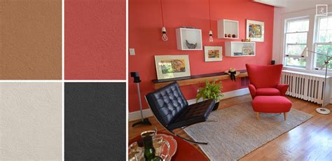 matching wall paint wall color red matching color home combo