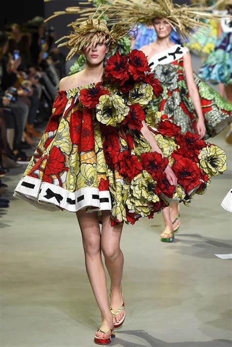 Summer 08 Trends Floral The Catwalk Looks by Trend Report Haute Couture Week 2015