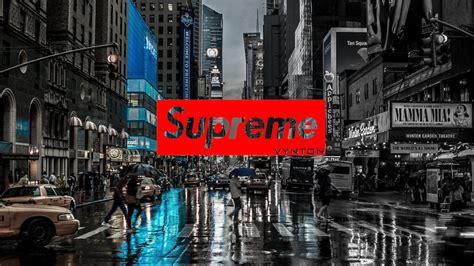 supreme ny supreme new york by vynton on deviantart