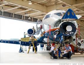 Airline Mechanic by 9 To Fill Aircraft Mechanic 5 Cnnmoney