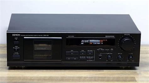 denon cassette deck denon drm 550 cassette deck denon gallery 2012 05 15