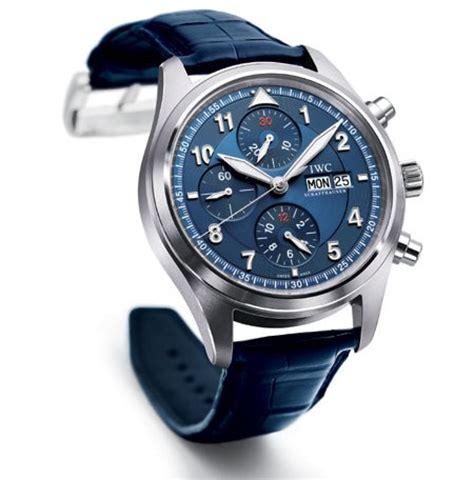 iwc propose une montre d aviateur 171 fondation laureus 187 pour aider les enfants dans le besoin