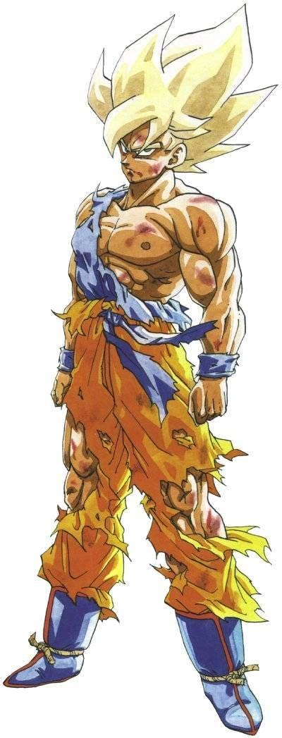 what are all of the super saiyan forms of goku quora