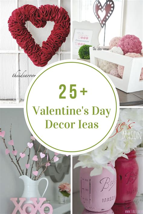 valentines day decor    idea room