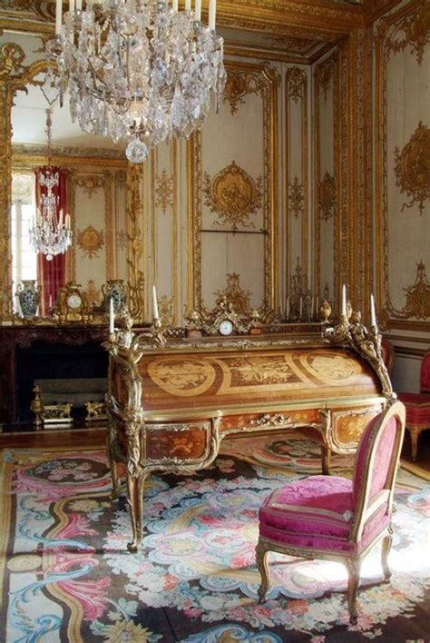 the king s interior apartments palace of versailles the letter discovered in louis xv desk at versailles