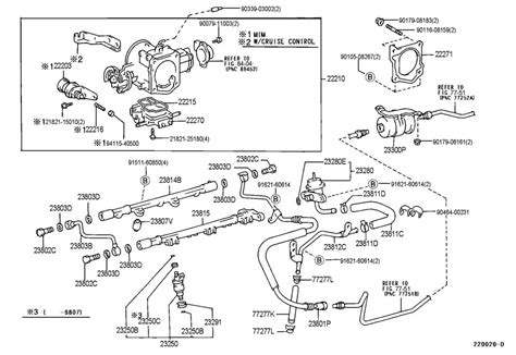 Toyota Fuel System Service Toyota 3vze Fuel Injectors Toyota Free Engine Image For