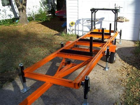 chainsaw mills log beds the 25 best ideas about chainsaw mill on portable
