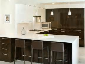 small modern kitchens ideas peninsula kitchen design pictures ideas amp tips from hgtv