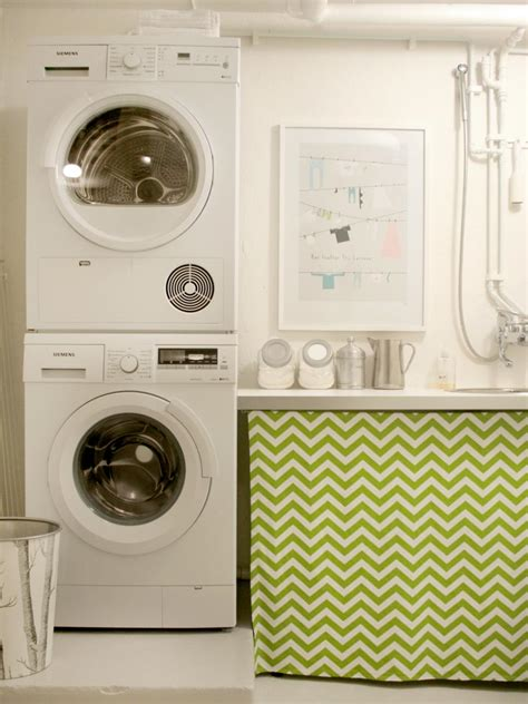 decorating ideas for small laundry rooms 10 chic laundry room decorating ideas hgtv