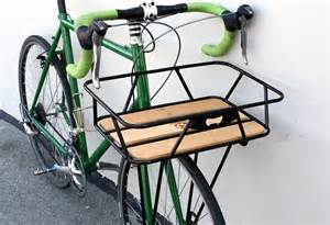 all about front racks for bicycle touring cyclingabout