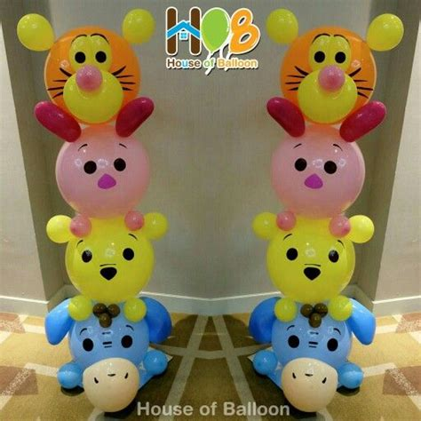 Baby Tsum2 17 best winnie pooh images on balloon animals