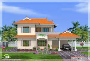3 Storey House Design 4 bedroom india style home design in 2250 sq feet kerala
