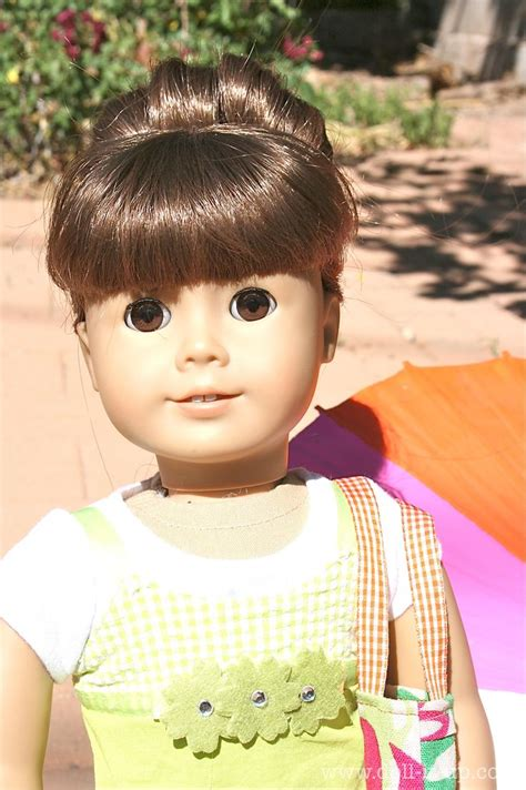 Doll Hairstyles by 1000 Images About American Doll Hairstyles On