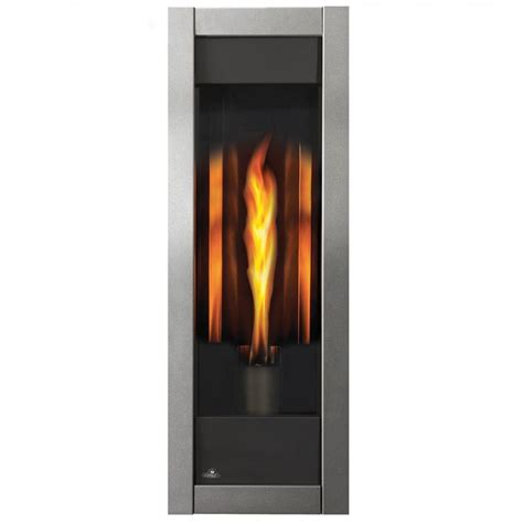 Start A Fireplace by Napoleon Gt8nsb Torch Rear Vent Gas Fireplace