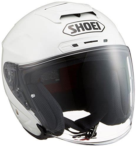 Helmet Shoei J 4 shoei motorcycle helmet jet j 4 luminous white xl 61 cm from japan 11street malaysia