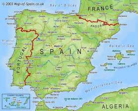 Spain Map Europe by These Bastards Spain Is In Europe John