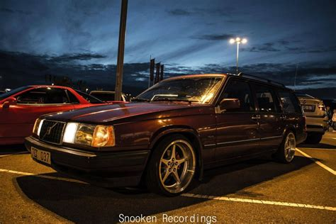 volvo  estate wagon polar turbo  usa edition