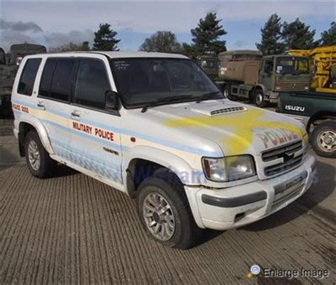 Isuzu Trooper Ls Spares Or Repair 51820 Mod Sales