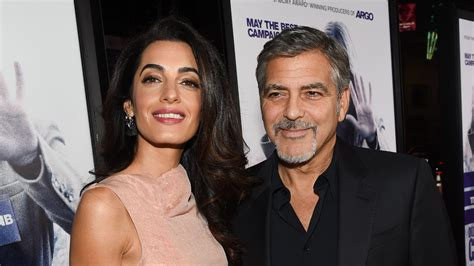 Rr Amel george and amal clooney s month are a