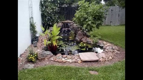 Water Feature Ideas For Small Gardens Best Water Feature Design Ideas For Small Garden